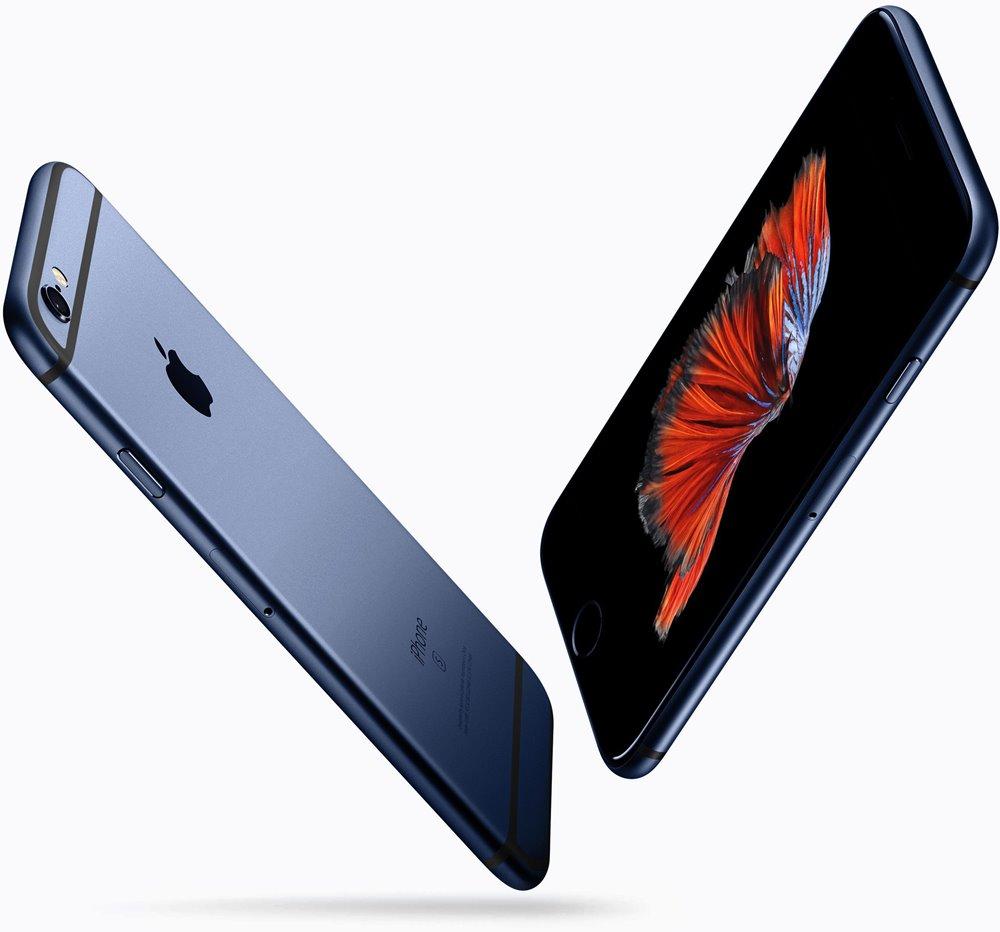 iphone 7 albastru nou