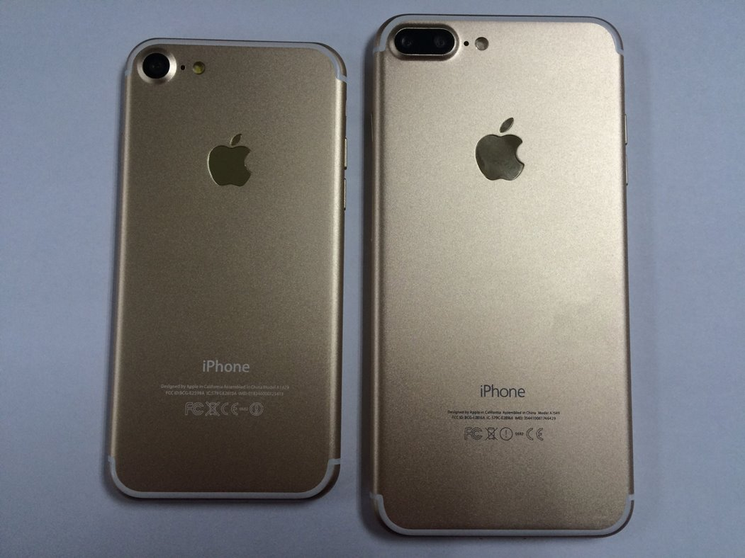 iphone 7 si 7 plus aurii