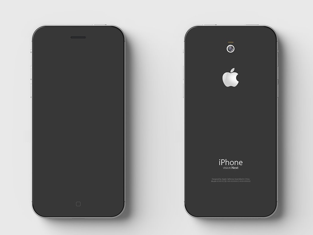 iphone 7s design nou