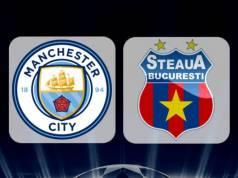 live online Manchester City - Steaua pe smartphone, iPhone, iPad, tableta si calculator