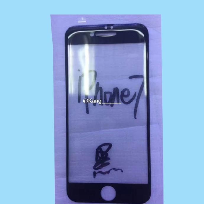 panou frontal iphone 7