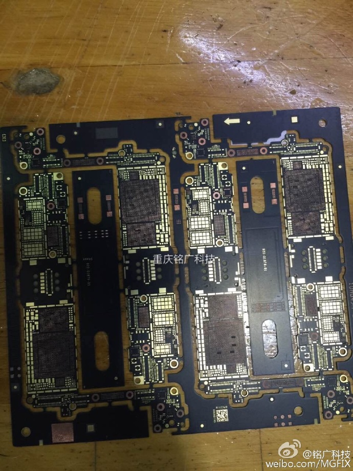 placa logica iphone 7 2