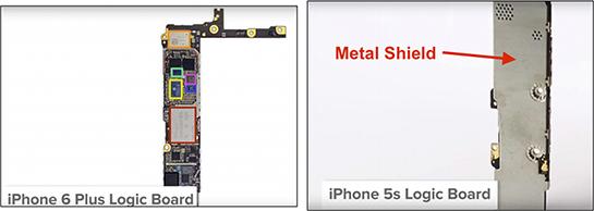 protectie ecran iphone 6