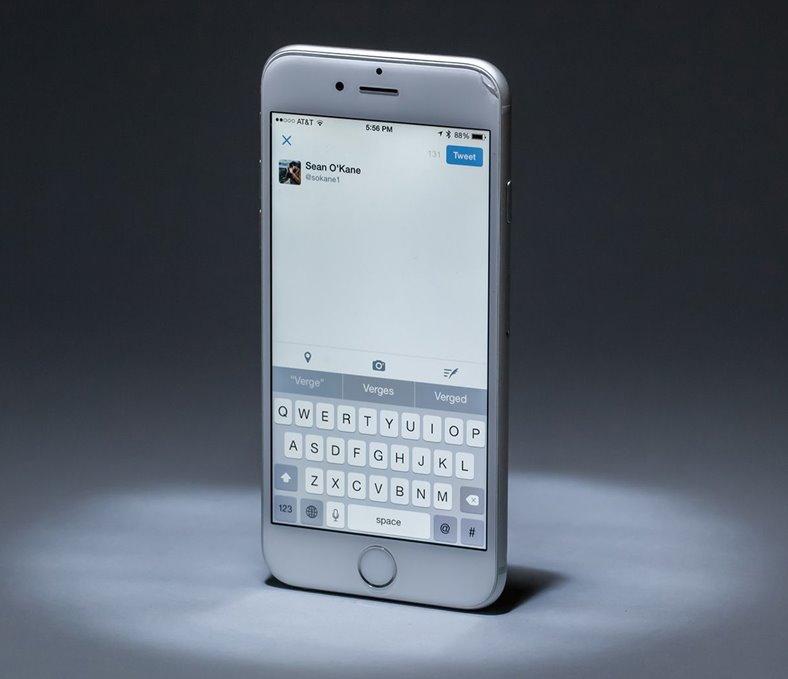 tastaturi terte pentru iPhone si iPad in iOS 9