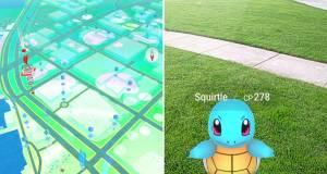 update pokemon go
