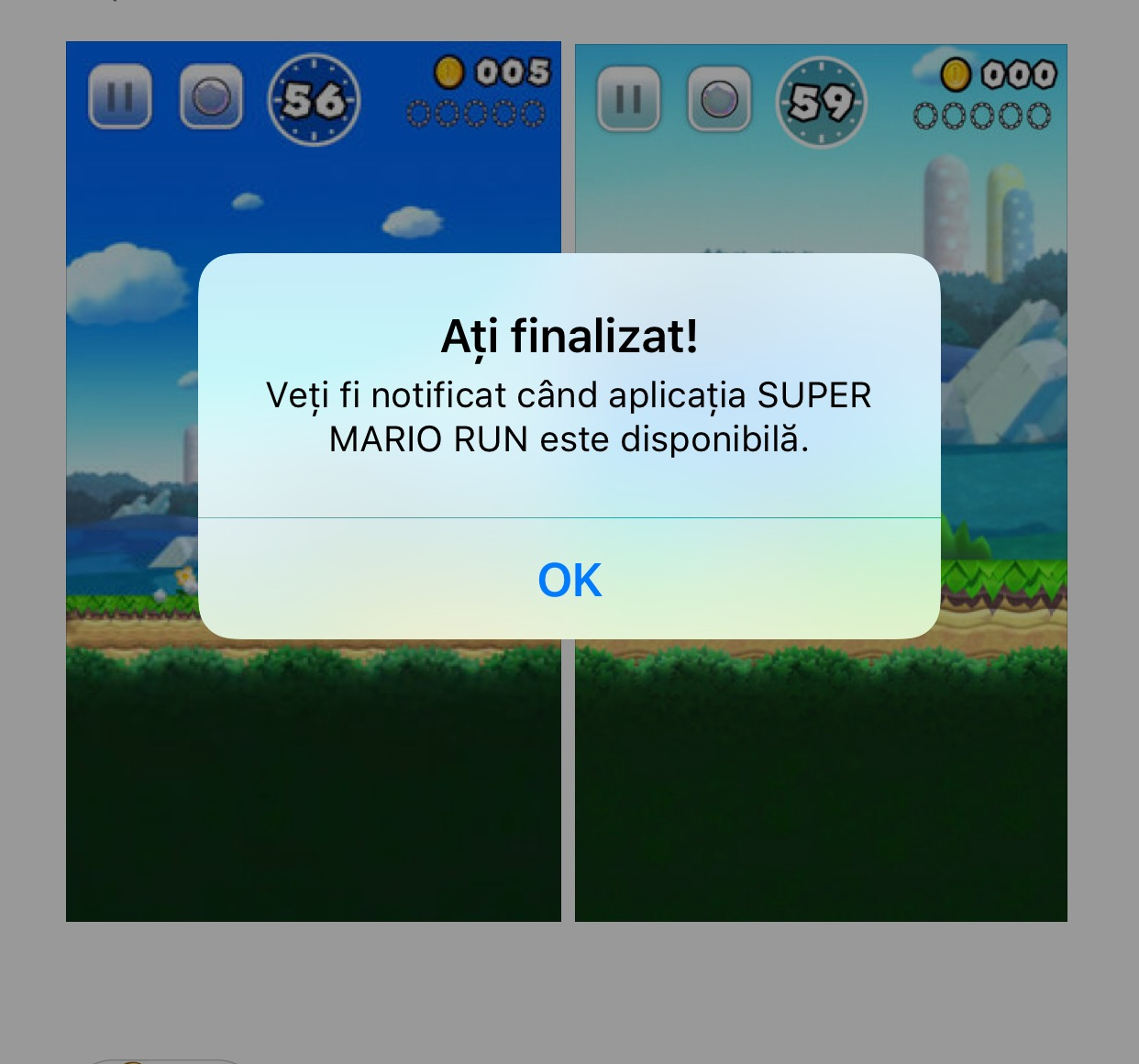 AppStore notificare aplicatii 1