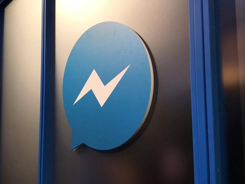 Facebook Messenger apeluri ios 10
