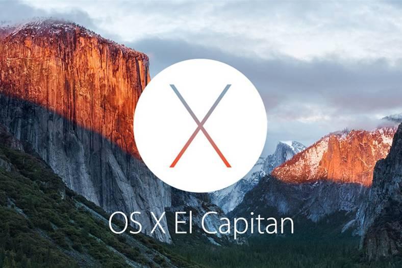 OS X El Capitan actualizare securitate