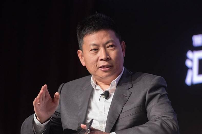 Richard Yu presedinte huawei