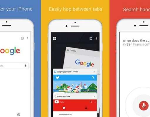 actualizare google chrome ios