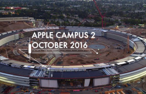 apple campus 2 octombrie