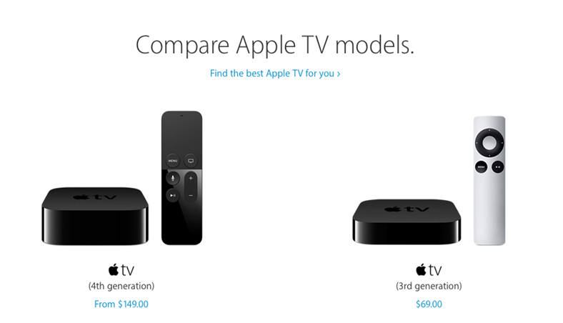 apple tv 3g scos vanzare