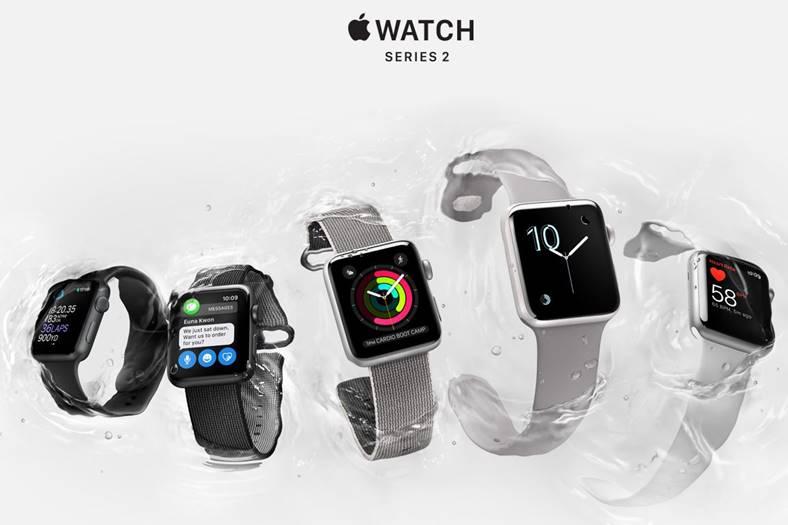 apple watch 2 hands-on video