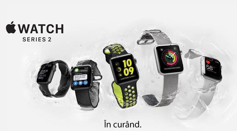 apple watch 2 seria 1 comanda