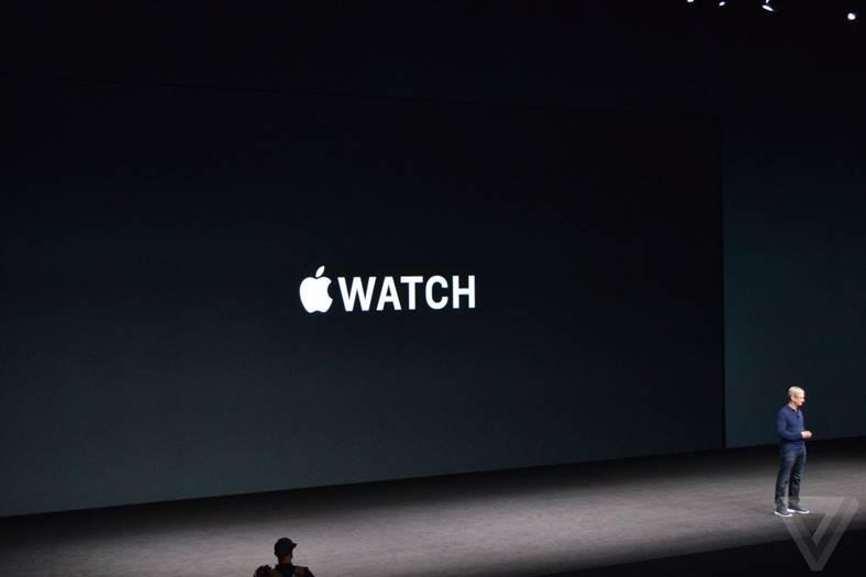 apple watch 2 galerie foto
