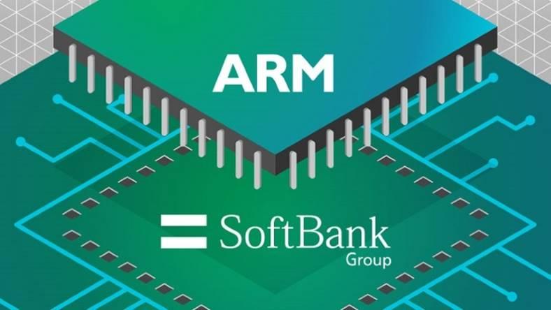 arm softbank achizitie