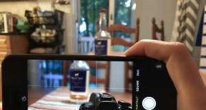 camera iPhone raw poze