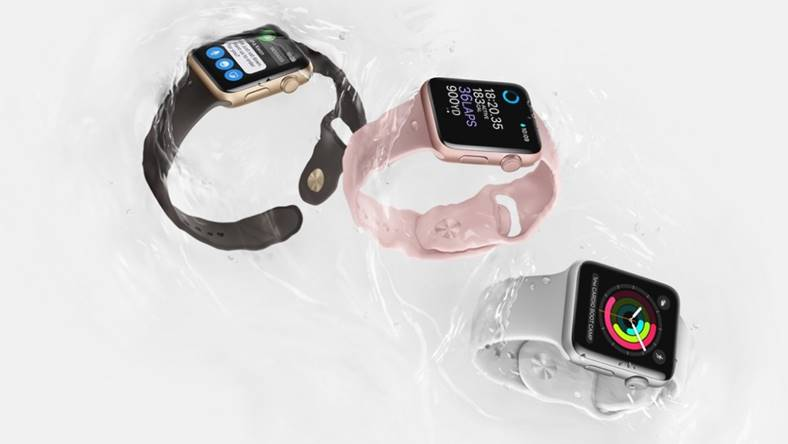 comenzi apple watch 2