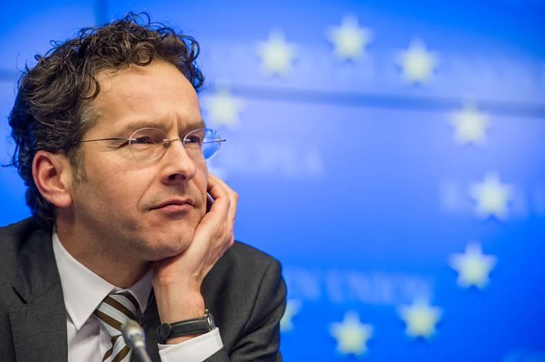 comisar european finante Jeroen Dijsselbloem