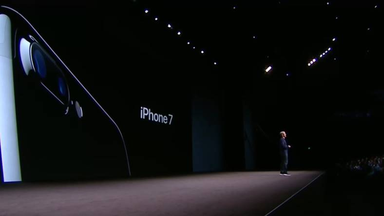 conferinta iphone 7 intreaga