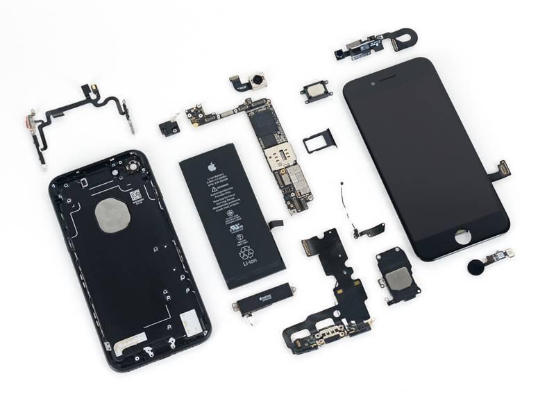cost productie iphone 7