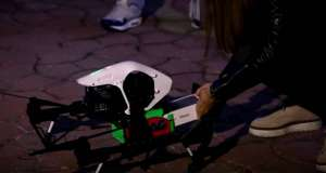 emag iPhone 7 livrat drona