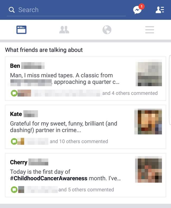 facebook vorbesc prieteni