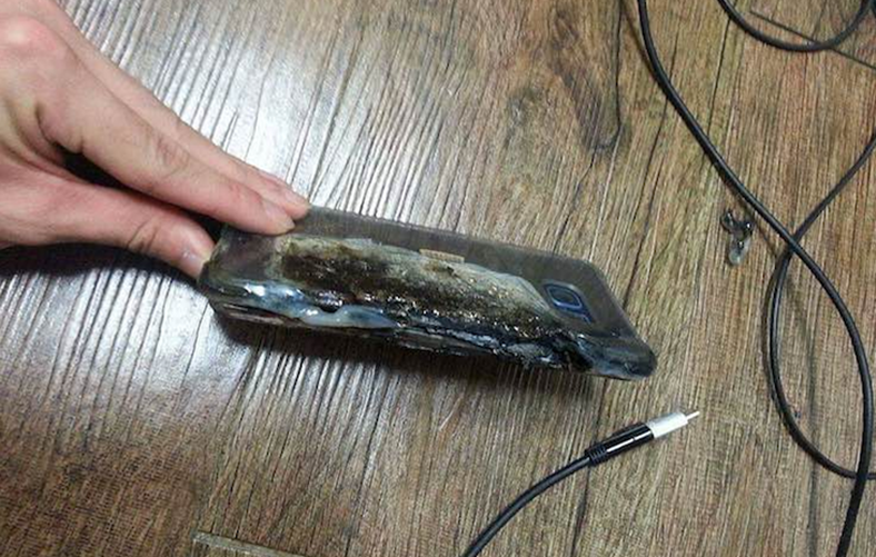 galaxy note 7 explodat