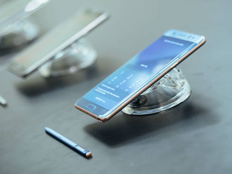 galaxy note 7 inlocuire defect