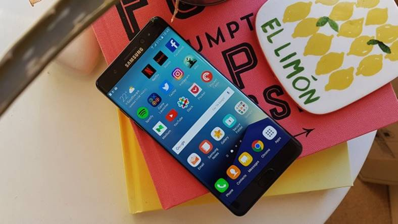 galaxy note 7 sufera samsung