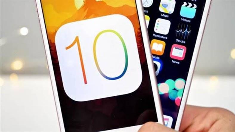 iOS 10 GM performante