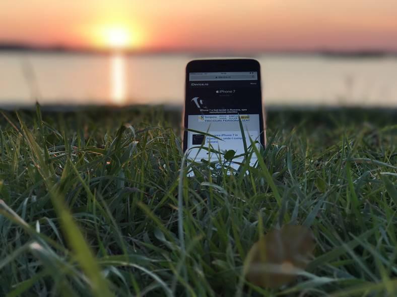 iPhone 7 Plus mod Portret review