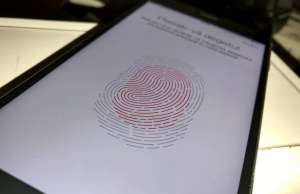 iPhone 7 Touch ID