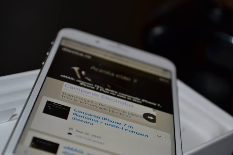 iPhone 7 plus impresii feat iDevice.ro