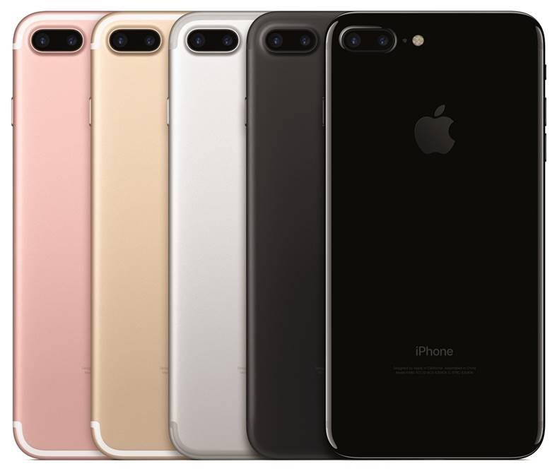 iPhone 7 si iPhone 7 Plus galerie foto feat