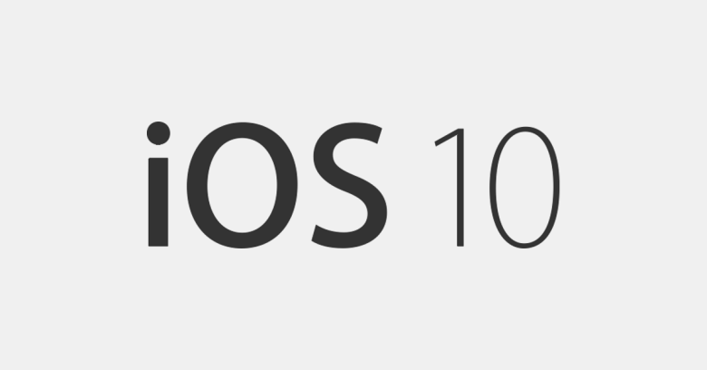 impresii ios 10 gm