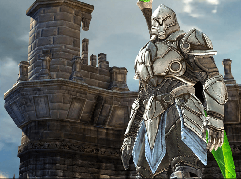 infinity blade reducere