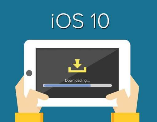 instalare ios 10 iphone, ipad, ipod touch
