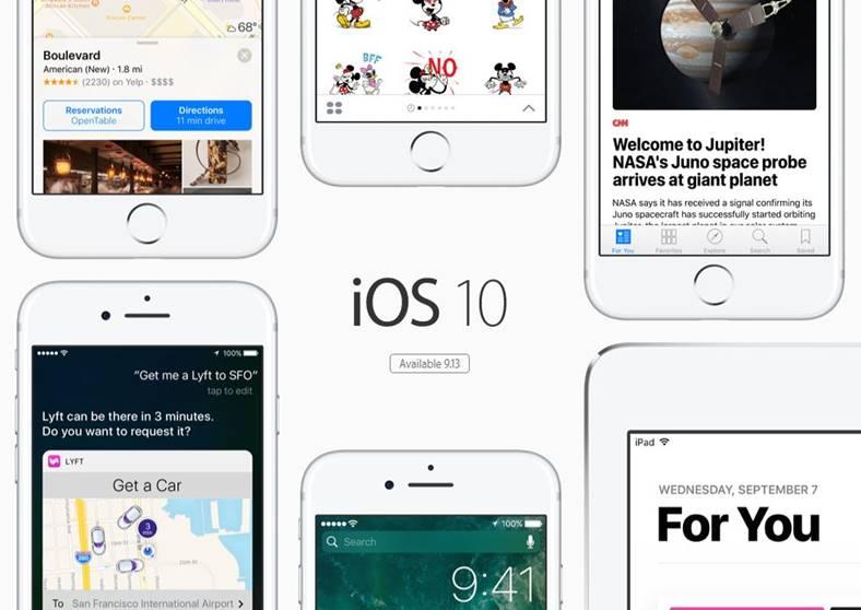 instaleaza ios 10 gm iphone ipad