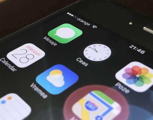 ios 10 imessage informatii apple