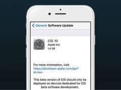 ios actualizare software
