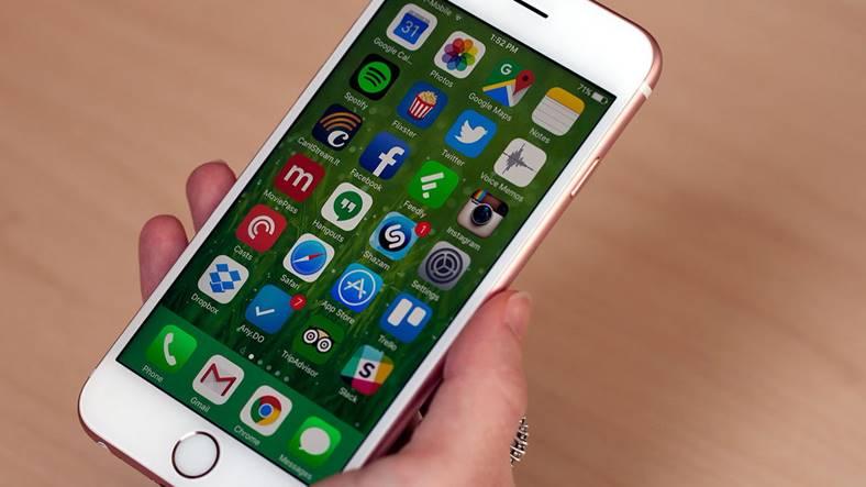 iphone 6s popular smartphone