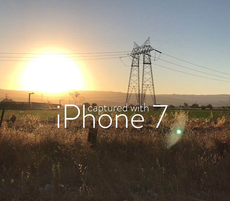 iphone 7 cinematic video