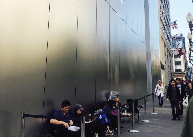 iphone 7 coada apple store san francisco