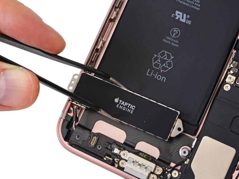 iphone 7 dezasamblat