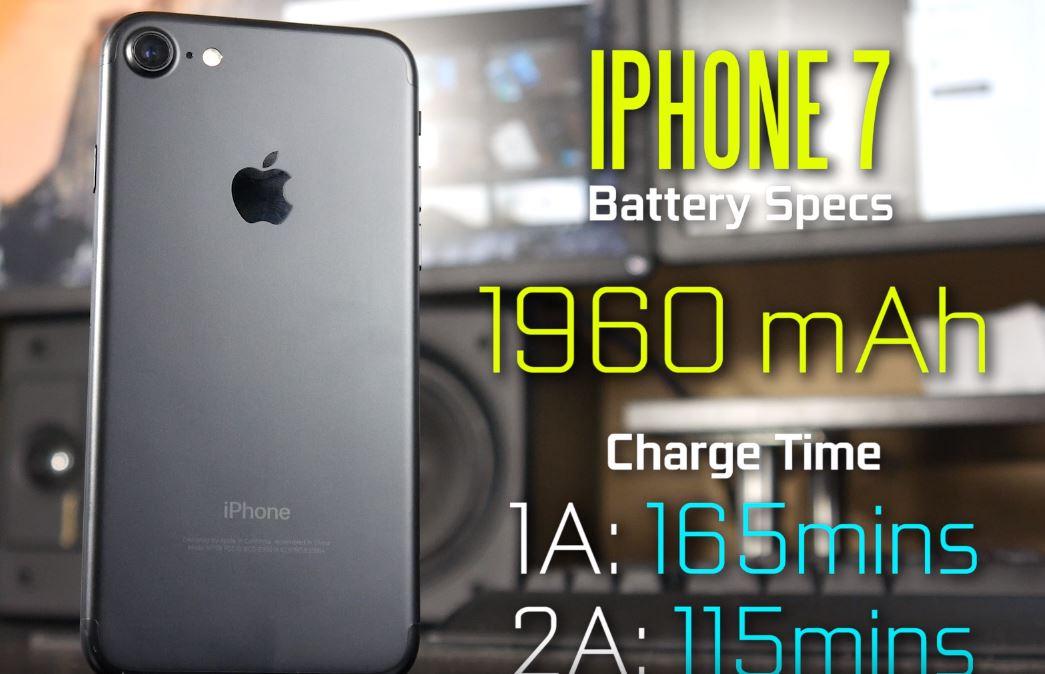 iphone 7 dureaza incarcare baterie