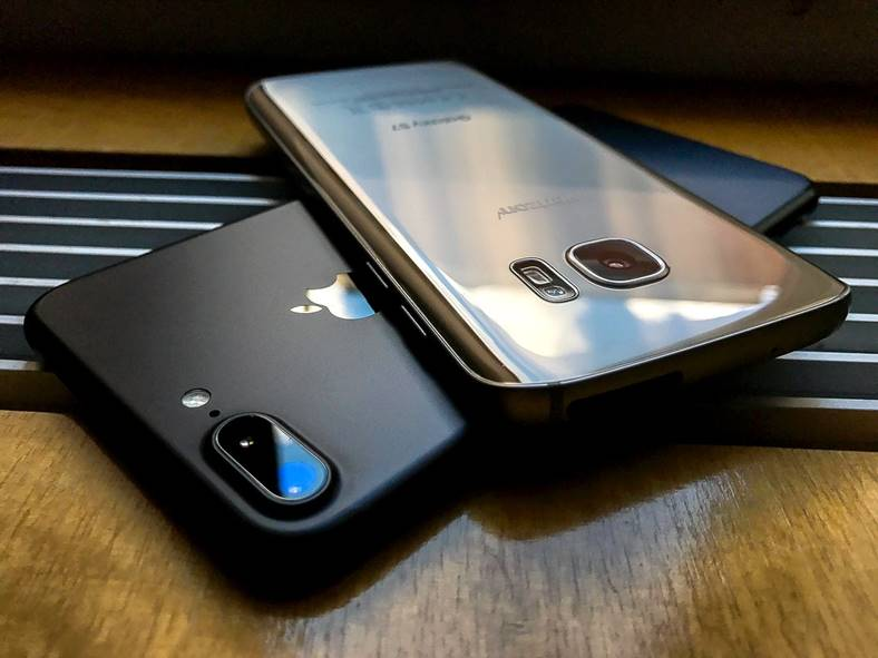 iphone 7 galaxy s7 comparatie camere