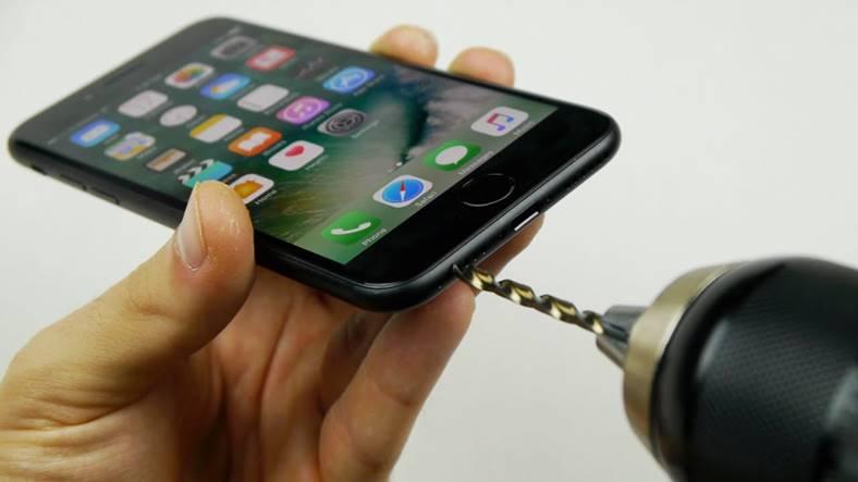 iphone 7 gaurit port audio