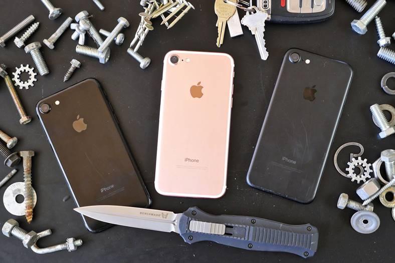 iphone 7 jet black zgariat