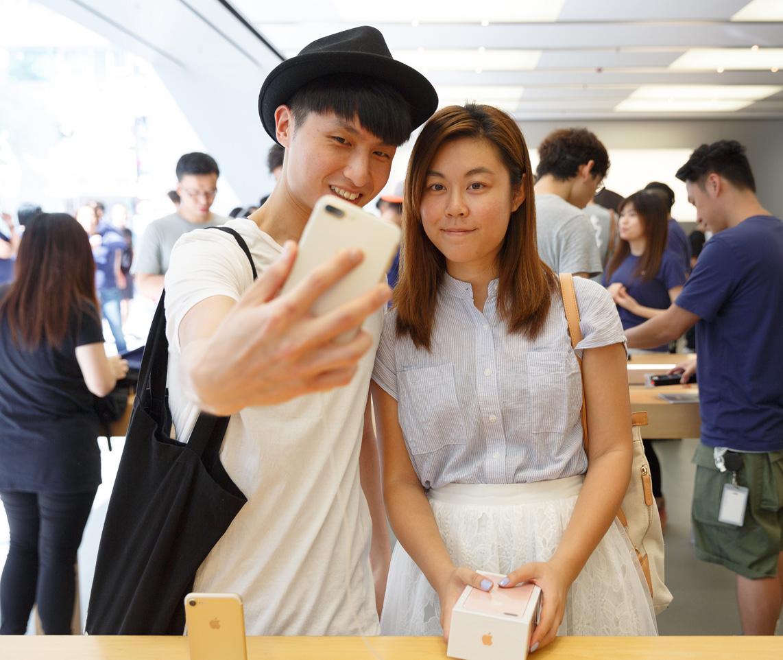 iphone 7 lansare hong kong
